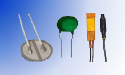 Soldered Coated Insulated PTC heater